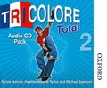 Tricolore Total 2 Audio CD Pack (5x Class CDs 1x Student CD)