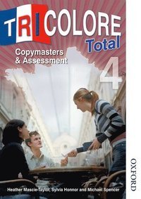 Tricolore Total 4 Copymasters and Assessment