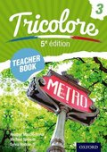 Tricolore Teacher Book 3