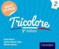 Tricolore Audio CD Pack 2