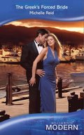 Greek's Forced Bride (Mills & Boon Modern)