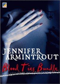 Blood Ties Bundle: Blood Ties Book One: The Turning / Blood Ties Book Two:  Possession / Blood Ties Book Three: Ashes to Ashes / Blood Ties Book Four: