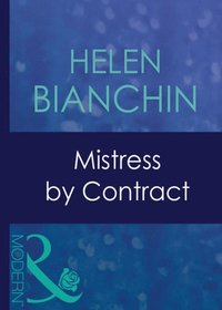 Mistress By Contract (Mills & Boon Modern)