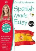 Spanish Made Easy Ages 7-11 Key Stage 2