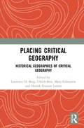Placing Critical Geography