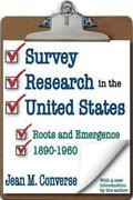 Survey Research in the United States