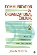 Communication and Organizational Culture