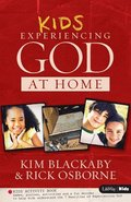 Kids Experiencing God at Home - Kids Activity Book
