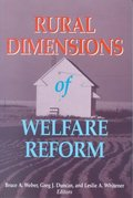 Rural Dimensions of Welfare Reform