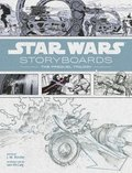 Star Wars Storyboards:The Prequel Trilogy