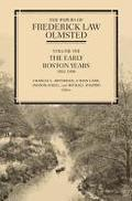The Papers of Frederick Law Olmsted: Volume 8