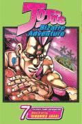 Jojo's Bizarre Adventure: Part 3--Stardust Crusaders, Vol. 7