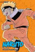 Naruto (3-in-1 Edition), Vol. 6
