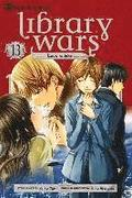 Library Wars: Love & War, Volume 13