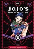 JoJo's Bizarre Adventure: Part 2--Battle Tendency, Vol. 2