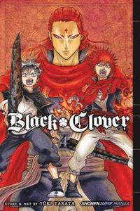 Black clover The Crimson lion king / story and art by Yuki Tabata ; translation: Satsuki Yamashita & Taylor Engel Vol. 4
