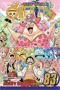 One Piece, Vol. 83