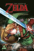 The Legend of Zelda: Twilight Princess, Vol. 2