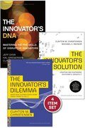 Disruptive Innovation: The Christensen Collection (The Innovator's Dilemma, The Innovator's Solution, The Innovator's DNA, and Harvard Business Review article &quote;How Will You Measure Your Life?&