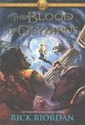 Heroes Of Olympus Book Five The Blood Of