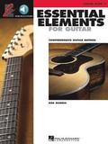 Essential Elements for Guitar, Book 2: Comprehensive Guitar Method [With CD (Audio)]