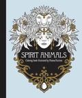 Spirit Animals Coloring Book