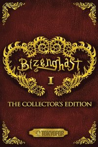 Bizenghast: The Collector's Edition Volume 1 Manga