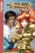 Sword Princess Amaltea manga Volume 3 (English)