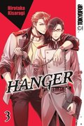 Hanger Volume 3 manga (English)