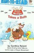 Puppy Mudge Takes a Bath (1 Paperback/1 CD)