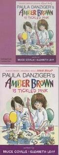 Amber Brown Is Tickled Pink (1 Paperback/2 CD Set)