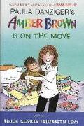Amber Brown Is on the Move (1 Paperback/2 CD Set) [With CD (Audio)]