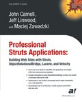 Professional Struts Applications