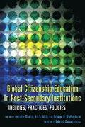 Global Citizenship Education in Post-Secondary Institutions