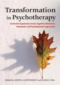 Transformation in Psychotherapy