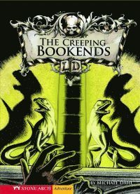 Creeping Bookends (Library of Doom)