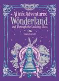 Alice's Adventures in Wonderland and Through the Looking Glass (Barnes &; Noble Children's Leatherbound Classics)