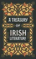 A Treasury of Irish Literature (Barnes &; Noble Omnibus Leatherbound Classics)