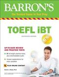 TOEFL iBT with Online Tests &; Downloadable Audio
