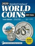 2020 Standard Catalog of World Coins, 2001-Date