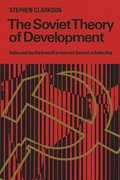 The Soviet Theory of Development