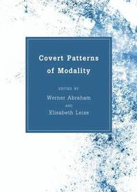 Covert Patterns of Modality