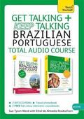 Get Talking and Keep Talking Brazilian Portuguese Total Audio Course