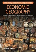 Wiley-Blackwell Companion to Economic Geography