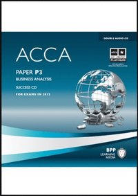 ACCA - P3 Business Analysis