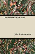 The Institutions Of Italy