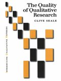 Quality of Qualitative Research