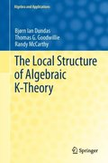 Local Structure of Algebraic K-Theory