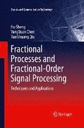 Fractional Processes and Fractional-Order Signal Processing