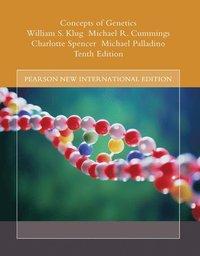 Essentials of Genetics, Global Edition - William S Klug
